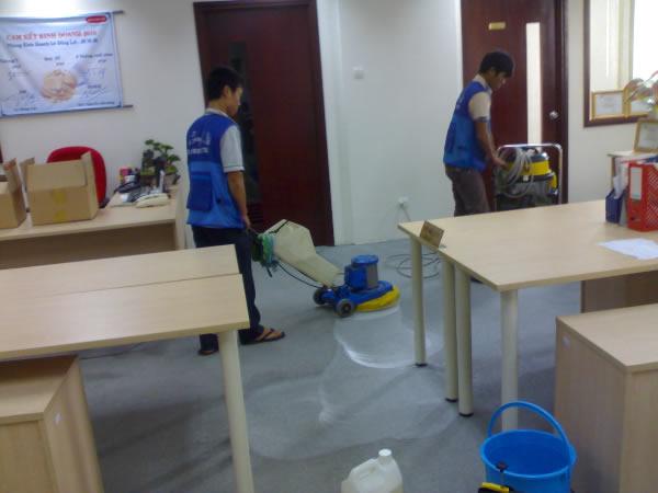 Dịch vụ tổng vệ sinh